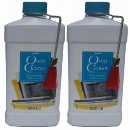 2 x 500ml (1 Liter) Amway Backofenreiniger Grillreiniger mit Pinsel -