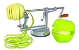 """Apfelschäler Apfelschneider Apfelentkerner """"3 in 1"""", NEUES DESIGN (dadurch einfacher zu reinigen) -"""