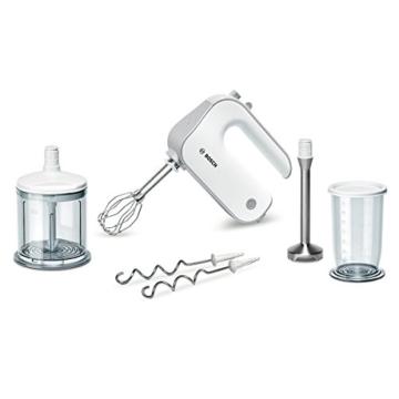Bosch MFQ4080 Handrührer Set Styline (500 Watt) weiß -