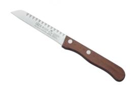 Buntschneidemesser Serie Sigma Edelholz Länge: 9cm von Güde -