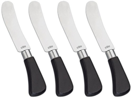 "Cilio 296457 Buttermesser-Set ""Liguria"" -"