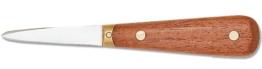 Deglon 2290007-C Austernmesser, Palisanderholz, mit Beschlag -