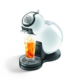 DeLonghi EDG 420.W Nescafé Dolce Gusto Melody 3 Kaffeekapselmaschine (manuell) weiß -
