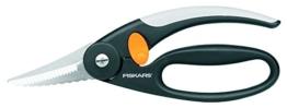 Fiskars 859912 Functional Form Fischschere mit Softgrip -