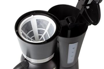 HOME Essentials - Kaffeemaschine KAM-9004 [Mit Timer-Programmierung + Anti-Tropf-Feature, Thermoskanne (1,0 l), max. 800 Watt] -