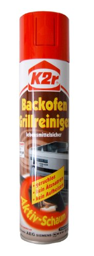 K2r Backofen-Grillreiniger Spray, 400ml -