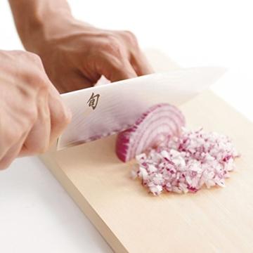 KAI Küchenmesser Shun Santoku 7.0 Zoll  18.0 cm, DM-0702 -