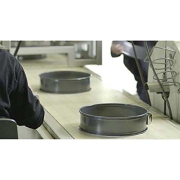 KAISER 12er Muffinform Standardgröße 38 x 27 cm Creativ sehr gute Antihaftbeschichtung kurze Backzeit für süße und herzhafte Rezepte -