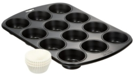 Kaiser 2300646022 Muffin-Set, 2-teilig -