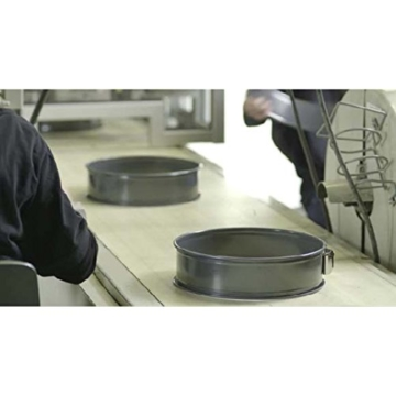 KAISER 6er Maxi-Muffinform Standardgröße 34 x 22 cm Creativ sehr gute Antihaftbeschichtung kurze Backzeit für süße und herzhafte Rezepte -
