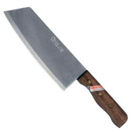 KIWI Thailand Fleischmesser mit Holzgriff 31 cm [#21] -