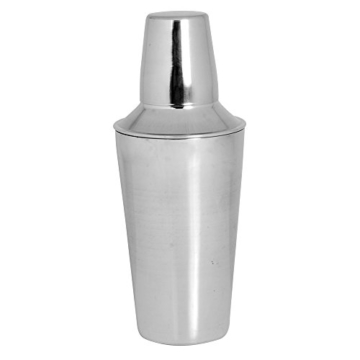 Kosma Regular Cocktail Shaker | Mocktail Shaker Stainless Steel - 500 ml by Kosma -