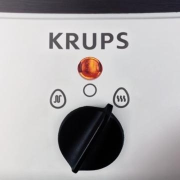 Krups F 230 70 Ovomat Super Eierkocher weiss -