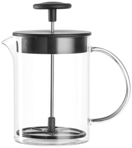 Leonardo 025508 Milchaufschäumer Caffè per me -