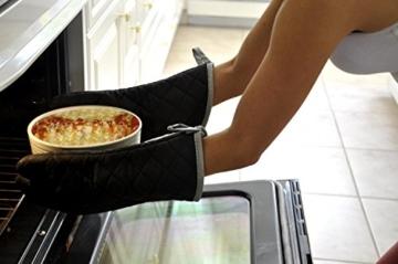 Backen Im Küchenofen : Lifeyz paar backen handschuhe thick hitzebeständiges isolierung
