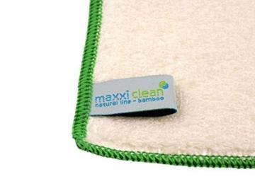 MAXXI CLEAN 3er Set: Backofenreiniger 500ml + Millionentuch + Pinsel -