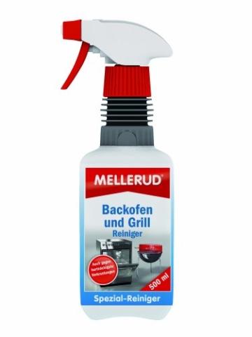 MELLERUD Backofen und Grill Reiniger, 0,5 Liter -