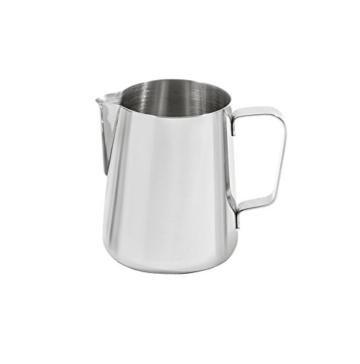 Milchkännchen /Aufschäumkännchen 'Milano' 0,35L Edelstahl -