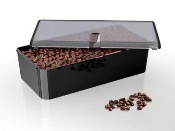 Saeco HD8769/01 Moltio Kaffeevollautomat, integrierte Milchkaraffe, schwarz -