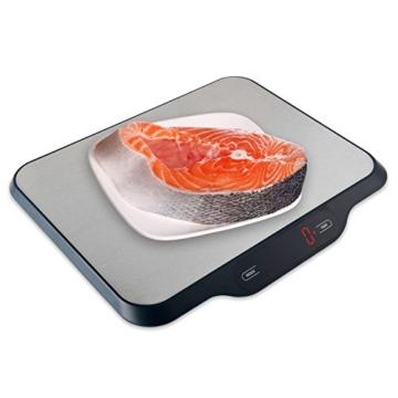 Smart Weigh Digitale Briefwaage,Digitalwaage Professionelle Waage, Electronische Waage, Küchenwaage, 15 kg Maximalgewicht -