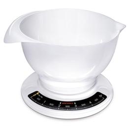 Soehnle 65054 Analoge Küchenwaage Culina pro 5kg -