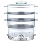 Tefal VC1006 Dampfgarer Ultra Compact, 900 W -