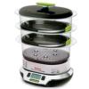 Tefal VS4003 Dampfgarer VitaCuisine Compact 1800 W -