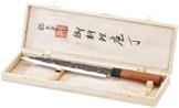 TokioKitchenWare Filiermesser mit Echtholzgriff, handgeschmiedet -