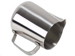 Tosnail Milchkännchen /Aufschäumkännchen aus Edelstahl 350ml -