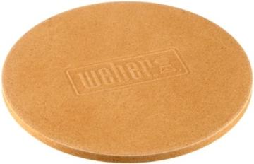 Weber 17057 Pizzastein Rund Ø 26 cm -