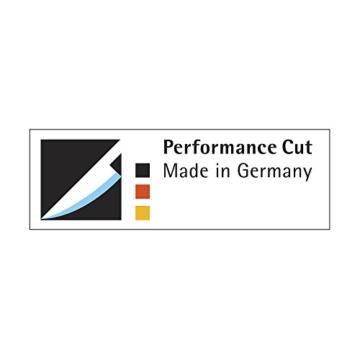 WMF Ausbeinmesser Spitzenklasse Plus Länge 28 cm Klingenlänge 15,5 cm Performance Cut Made in Germany geschmiedeter Spezialklingenstahl fugenlos vernieteter Griff aus Kunststoff -