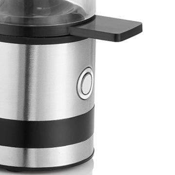 WMF KÜCHENminis 2-Eier-Kocher, für 1-2 Eier, mit Eipick, BPA-freies Tritan, 250 W, cromargan matt/silber -