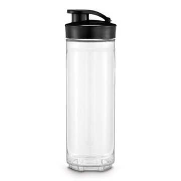 WMF KULT X Mix & Go, Smoothie Mini Mixer, 300 W, 0,6 l, BPA-frei, cromargan matt/silber -