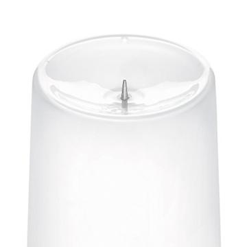 WMF STELIO Eierkocher, für 1-7 Eier, 350 W, mit Härtegradeinstellung, cromargan matt/silber -