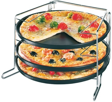 Zenker 7515 Pizza-Set 4-teilig Ø 29 cm, special countries -