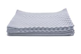 """ZOLLNER® 10er-Set Küchenhandtuch / Handtuch für Küche 46x70 cm anthrazit, in weiteren Farben erhältlich, direkt vom Hotelwäschespezialisten, Serie """"Carola"""" -"""
