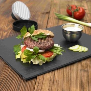 Rösle 25082 BBQ Burgerpresse -